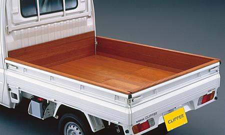 木製荷台プロテクター