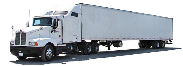 アメリカ大型トラック