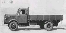 いすゞ初のトラック