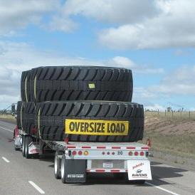 トラックのタイヤ寿命