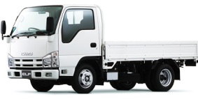いすゞ最新のトラック