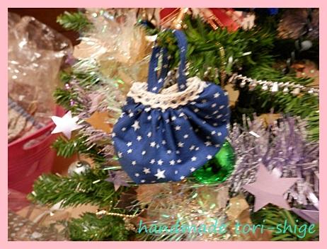 クリスマスバージョンミニギャザーバッグ7