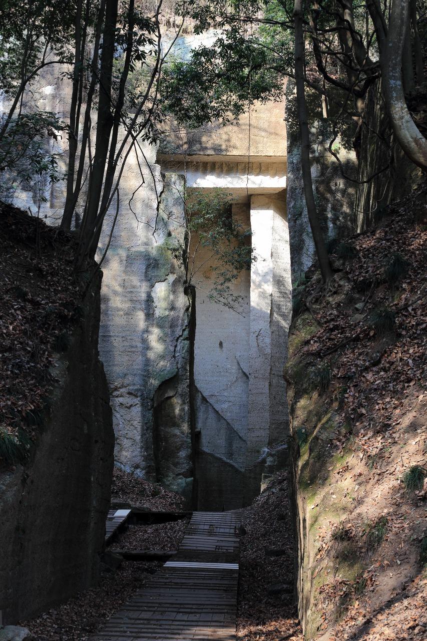 薮塚石切り場1