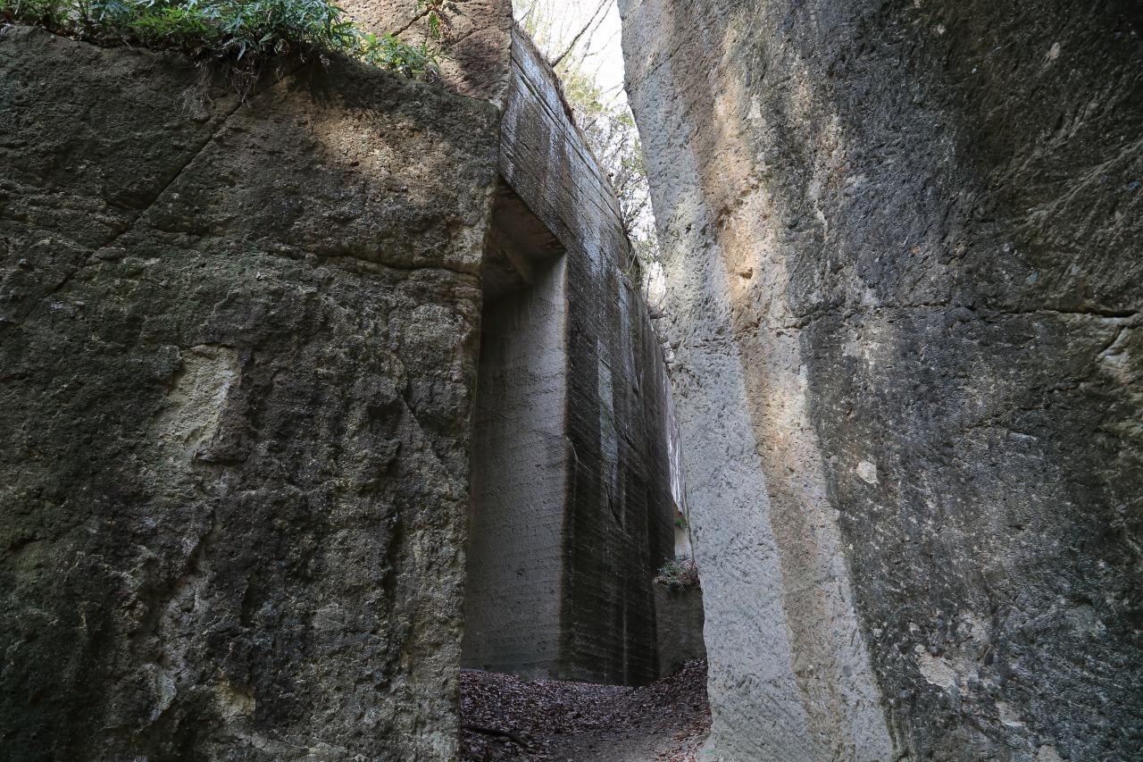 薮塚石切り場6