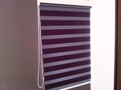 2階寝室 ロールスクリーン デュオレRS-222