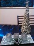xmas candles tree