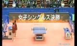 石川佳純VS森さくら(決勝戦)全日本2014