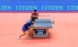 水谷隼VS町飛鳥(ハイライト) 全日本選手権2014