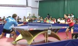 女子シングル決勝戦 シンガポール海外大会
