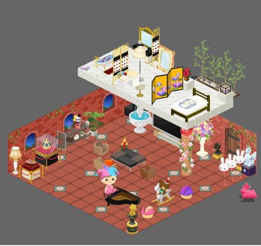 ピコの部屋2