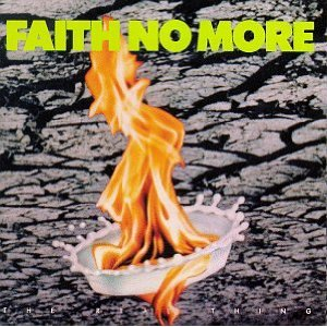 FAITH NO MORE「THE REAL THING」