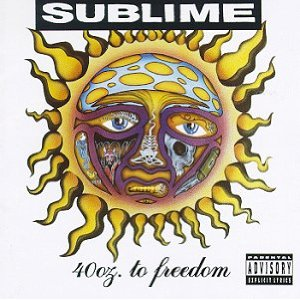 SUBLIME「40OZ. TO FREEDOM」