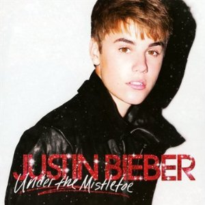 JUSTIN BIEBER「UNDER THE MISTLETOE」