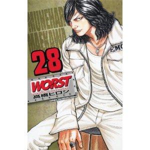 高橋ヒロシ「WORST」28