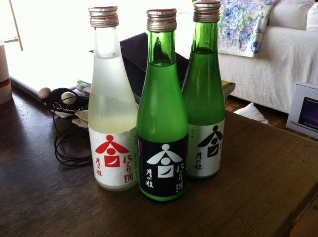 活性酒 月の桂