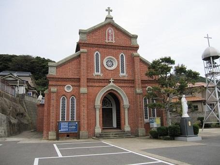 青砂ヶ浦天主堂