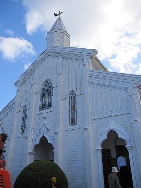 福江島水の浦教会