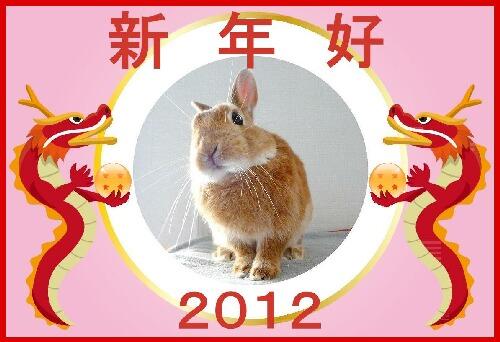 新年好☆2012-s