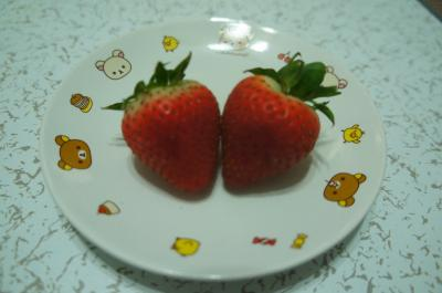 うさらびイチゴ1