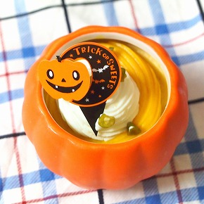 かぼちゃのハロウィンカップ02@Pastel