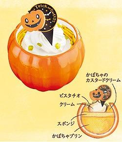 かぼちゃのハロウィンカップ08@Pastel