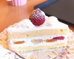 ショートケーキ02@お菓子工房 PONY 2014年10月