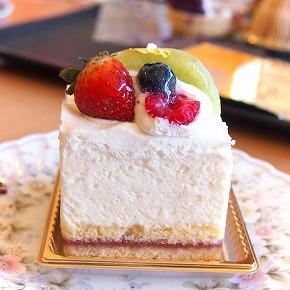 レアチーズ01@お菓子工房 PONY 2014年10月