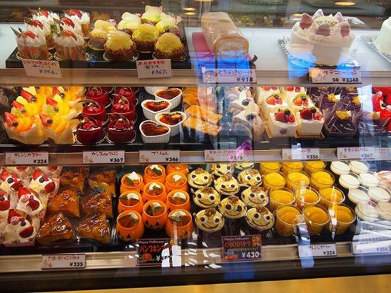 ショーケース02@お菓子工房 PONY 2014年10月