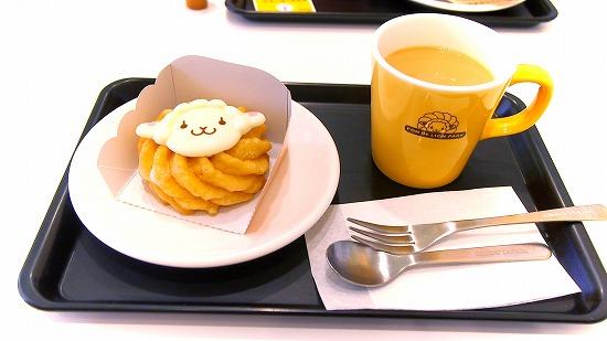 フレンチウーラードーナツ02@東京ソラマチPON DE LION PARK 2014年09月