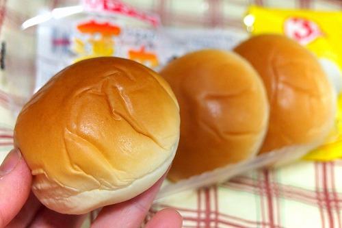 薄皮 たまごパン03@ヤマザキ