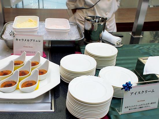 アイスクリーム01@東京ベイ舞浜ホテル FINE TERRACE 2014年12月