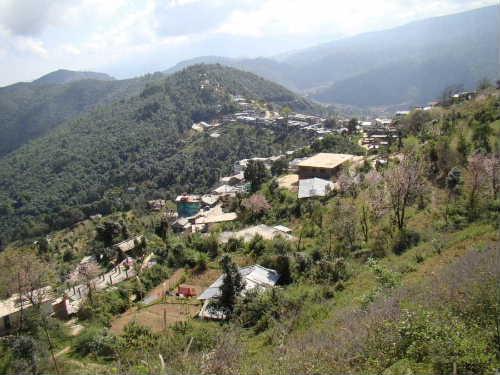 dadeldhura view1
