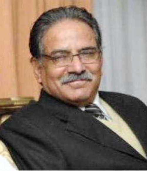 purachanda首相2