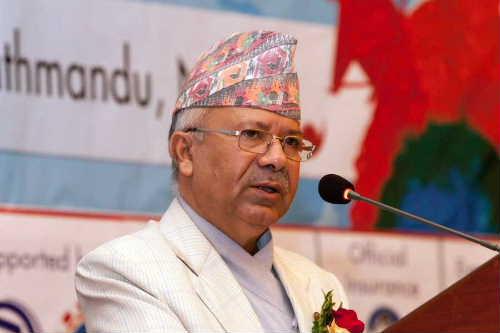 kumar Nepal首相