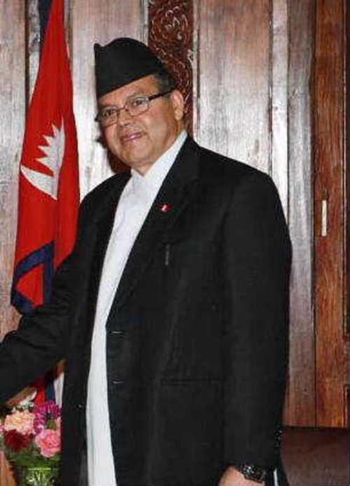カナル前首相