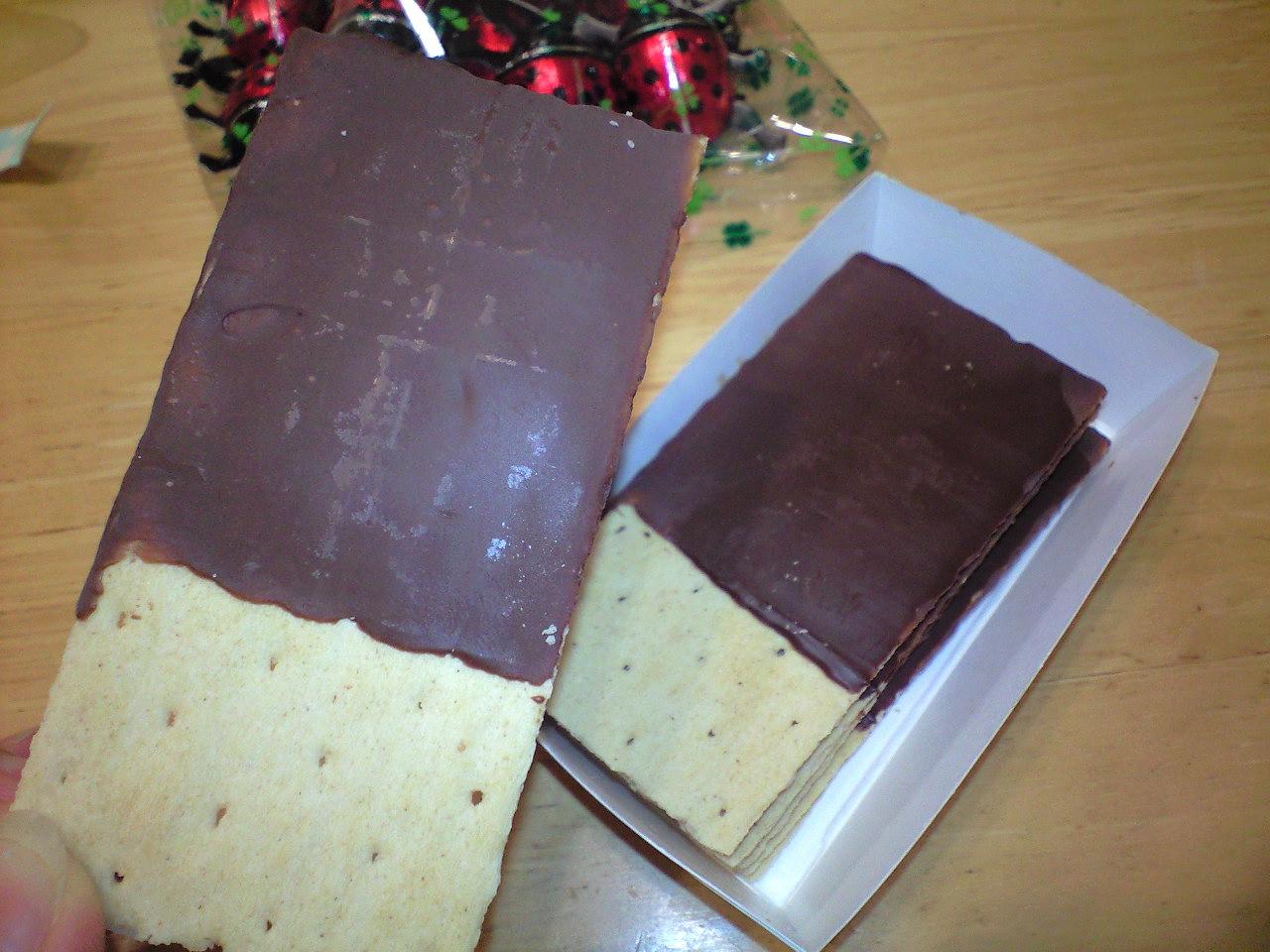 チョコクラッカー3