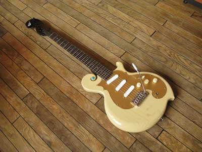 フェンダーレースセンサーPU付きギター