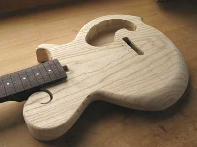 ギターメイキング