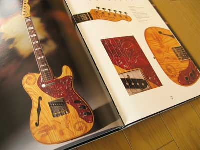 Fender-Leather-guitar