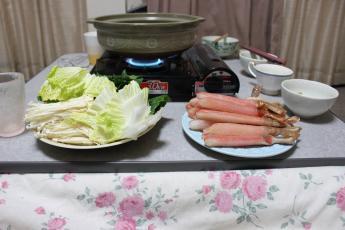 カニ鍋OK