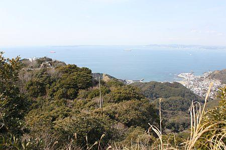 新展望台から東京湾