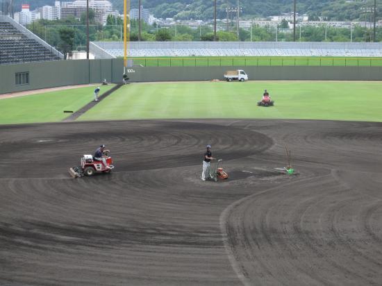 2012.08.30皇子山球場3