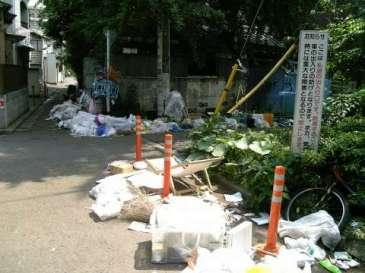 ゴミ屋敷 (1)