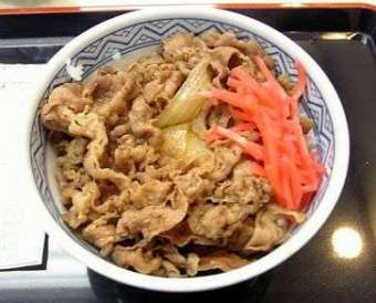 牛丼001