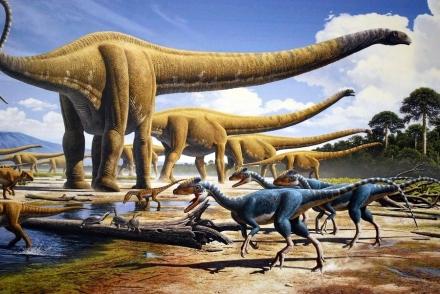 恐竜展 (8)