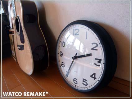 イケア時計3