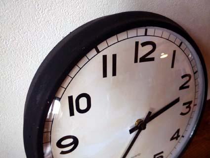 イケア時計4