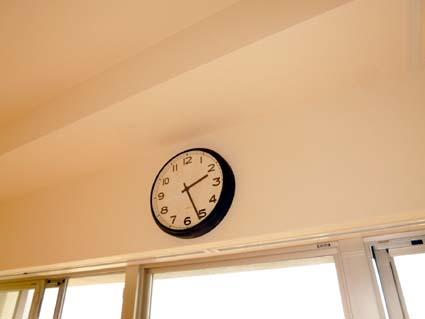 イケア時計6