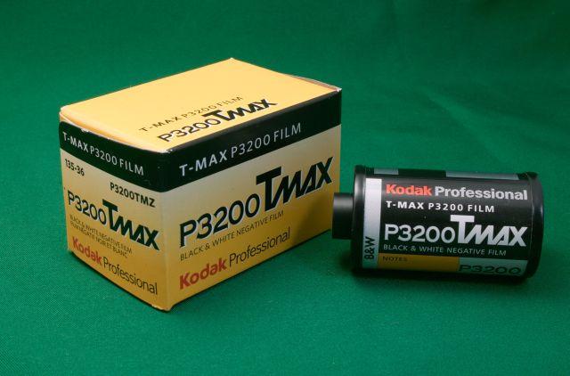 T-MAX=P3200