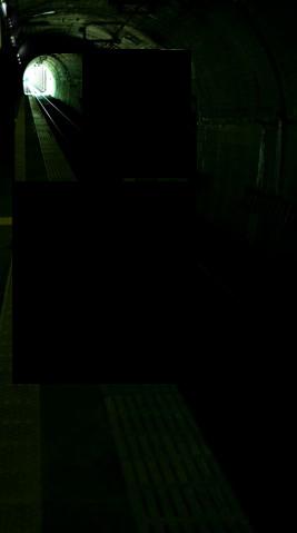 長~いトンネルを抜けるとそこには…!